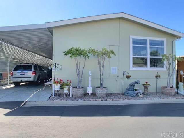 7467 Mission Gorge Rd #292, Santee, CA 92071 (#200019215) :: Tony J. Molina Real Estate