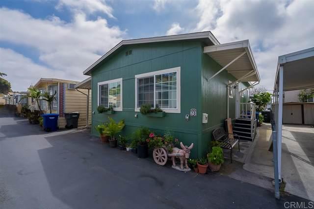 402 63Rd St Spc 70, San Diego, CA 92114 (#200019235) :: Neuman & Neuman Real Estate Inc.