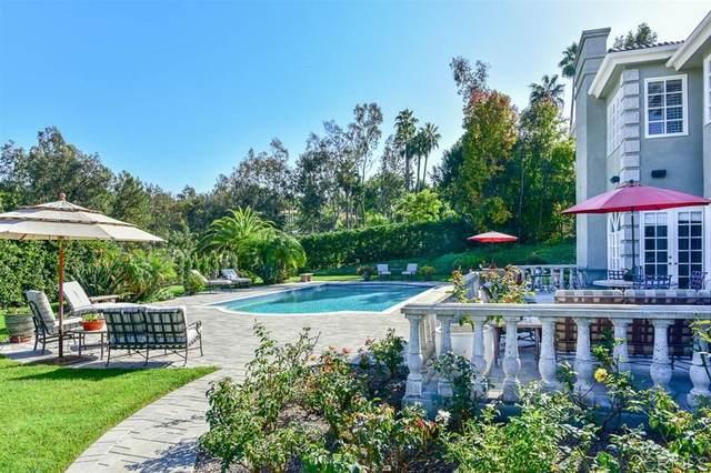 17323 Circa Del Sur, Rancho Santa Fe, CA 92067 (#200019532) :: Neuman & Neuman Real Estate Inc.