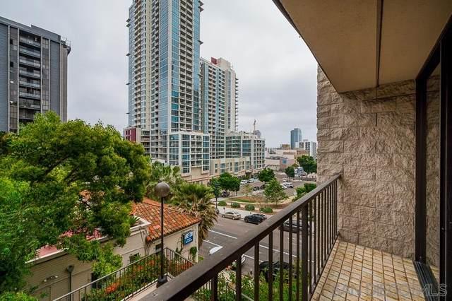 1333 8th Avenue #204, San Diego, CA 92101 (#200019596) :: Neuman & Neuman Real Estate Inc.