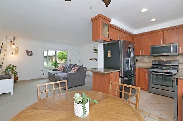 4437 Mentone St #6, San Diego, CA 92107 (#200019712) :: Keller Williams - Triolo Realty Group