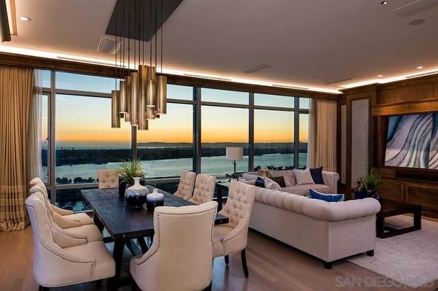 165 6th Avenue #2602, San Diego, CA 92101 (#200019867) :: Neuman & Neuman Real Estate Inc.