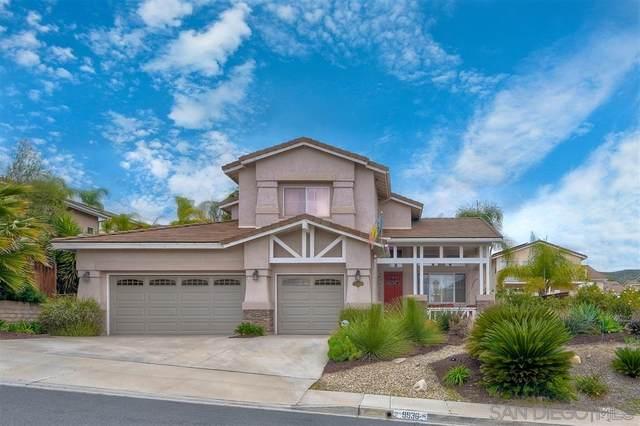 9936 Black Hills Lane, Santee, CA 92071 (#200020184) :: Neuman & Neuman Real Estate Inc.