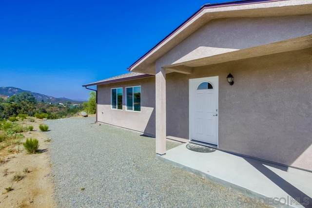 13806 Lyons Valley Rd, Jamul, CA 91935 (#200020210) :: Keller Williams - Triolo Realty Group