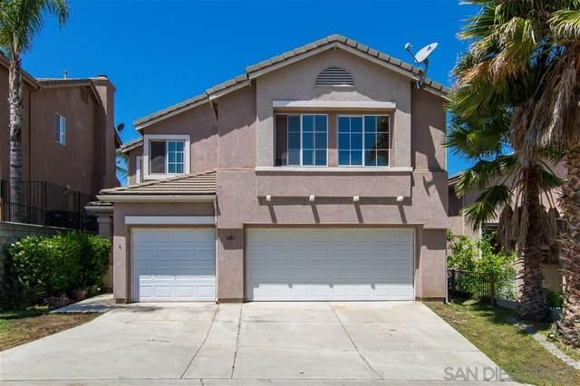 1481 Sunhaven Rd, Alpine, CA 91901 (#200020978) :: Neuman & Neuman Real Estate Inc.