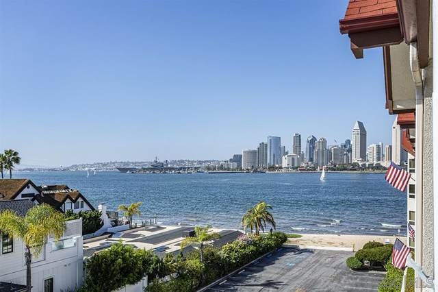 1099 1st St #421, Coronado, CA 92118 (#200021060) :: Neuman & Neuman Real Estate Inc.