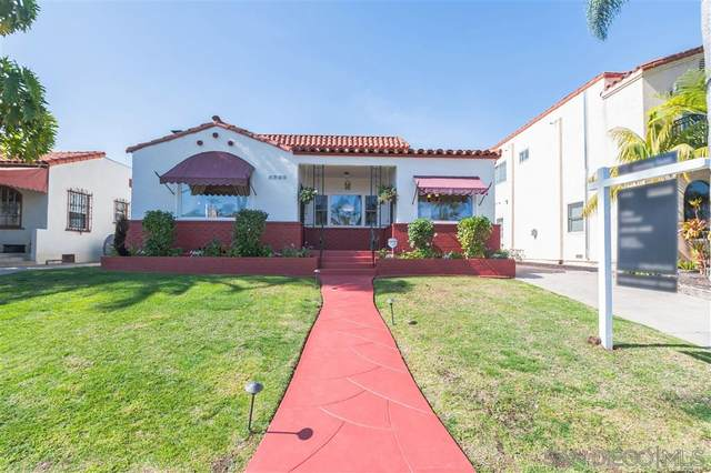 4940 Canterbury Drive, San Diego, CA 92116 (#200021062) :: Keller Williams - Triolo Realty Group