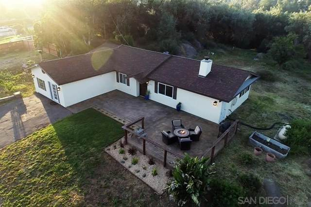 2427 Yucca Hill Rd, Alpine, CA 91901 (#200021109) :: Yarbrough Group