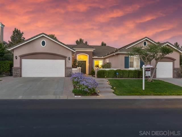 654 Braemar Terrace, Fallbrook, CA 92028 (#200021156) :: Keller Williams - Triolo Realty Group