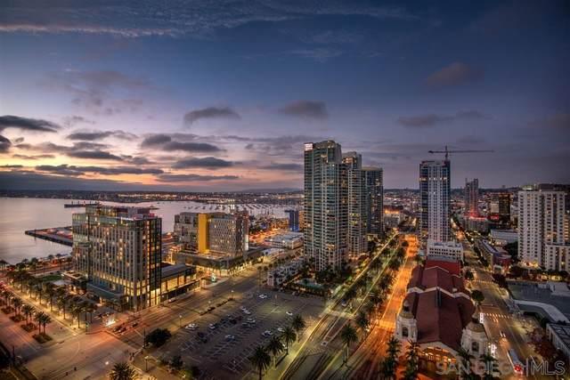 700 W E St #2504, San Diego, CA 92101 (#200021202) :: Keller Williams - Triolo Realty Group
