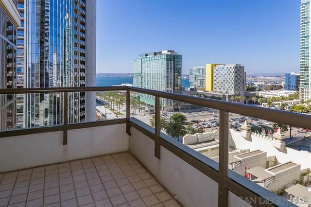 700 W E Street #1204, San Diego, CA 92101 (#200021327) :: Neuman & Neuman Real Estate Inc.