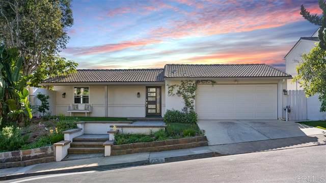 7150 Caminito Cruzada, La Jolla, CA 92037 (#200021335) :: Neuman & Neuman Real Estate Inc.