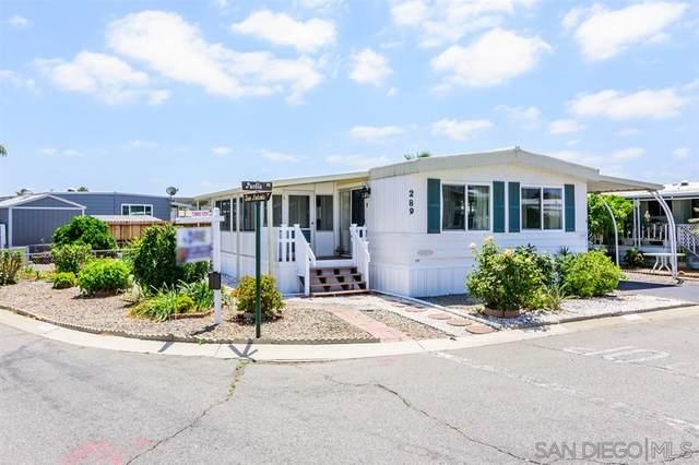 200 N El Camino Real #289, Oceanside, CA 92058 (#200021342) :: Keller Williams - Triolo Realty Group