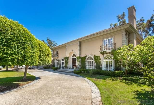 6645 Via Dos Valles, Rancho Santa Fe, CA 92067 (#200021369) :: Neuman & Neuman Real Estate Inc.