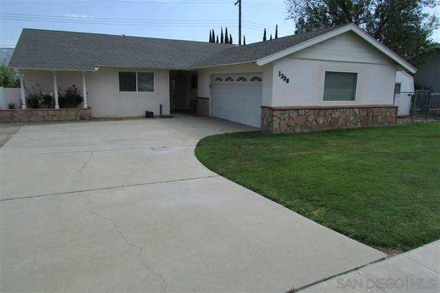 1338 W Hoffer St, Banning, CA 92220 (#200021451) :: Keller Williams - Triolo Realty Group