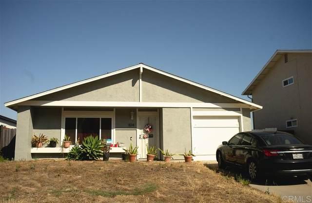 834 Banneker Dr, San Diego, CA 92114 (#200021476) :: Keller Williams - Triolo Realty Group