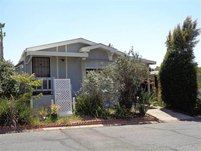 1120 E Mission Rd #93, Fallbrook, CA 92028 (#200021499) :: Neuman & Neuman Real Estate Inc.