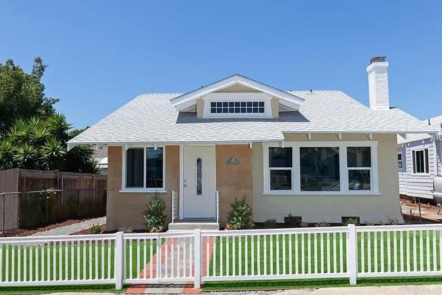 1810 30th, San Diego, CA 92102 (#200021514) :: Neuman & Neuman Real Estate Inc.