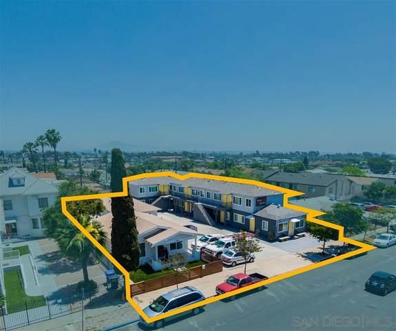 3853-65 Cherokee Avenue, San Diego, CA 92104 (#200021536) :: Yarbrough Group