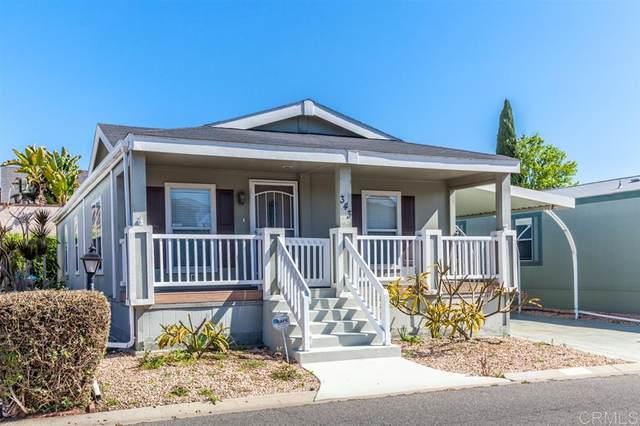 200 N El Camino Real #343, Oceanside, CA 92058 (#200021638) :: Keller Williams - Triolo Realty Group