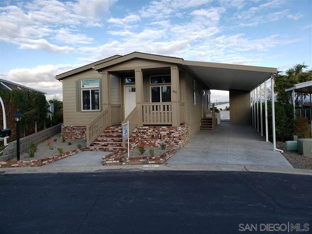 650 S Rancho Santa Fe Rd #244, San Marcos, CA 92078 (#200021749) :: Neuman & Neuman Real Estate Inc.