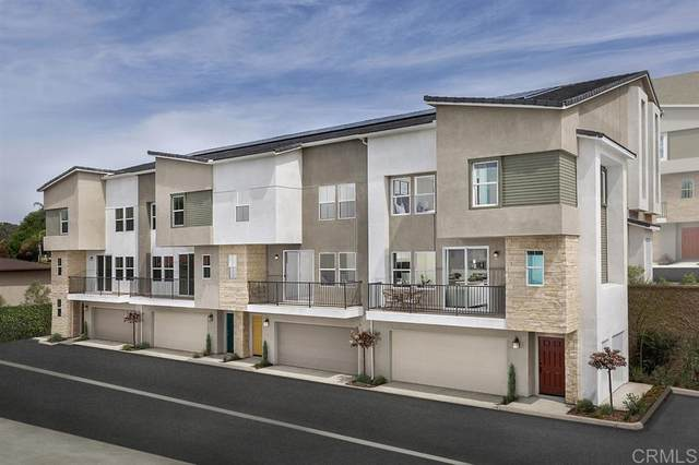 375 Fitzpatrick Road #101 B12, San Marcos, CA 92069 (#200021808) :: Whissel Realty