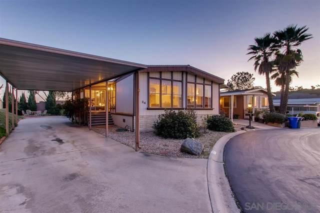 1195 La Moree Road #24, San Marcos, CA 92078 (#200021834) :: Keller Williams - Triolo Realty Group