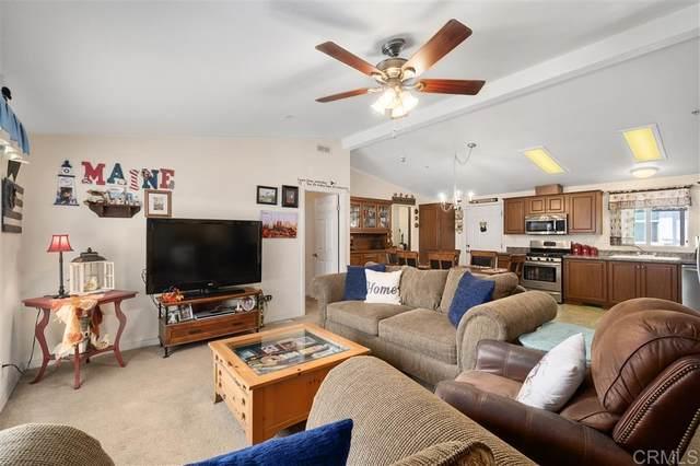 3909 Reche Rd #20, Fallbrook, CA 92028 (#200021914) :: Keller Williams - Triolo Realty Group