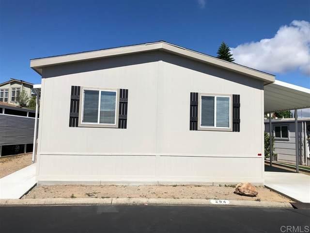 525 W. El Norte Pkwy #294, Escondido, CA 92026 (#200022098) :: Neuman & Neuman Real Estate Inc.