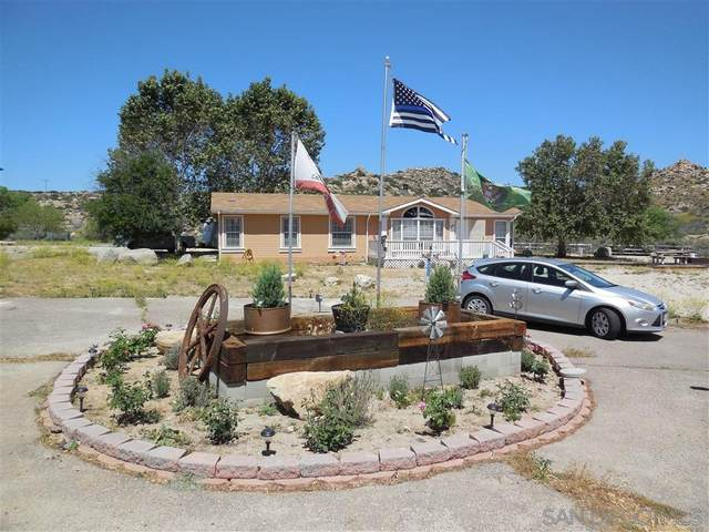 44292 Old Highway 80, Jacumba, CA 91934 (#200022128) :: Neuman & Neuman Real Estate Inc.