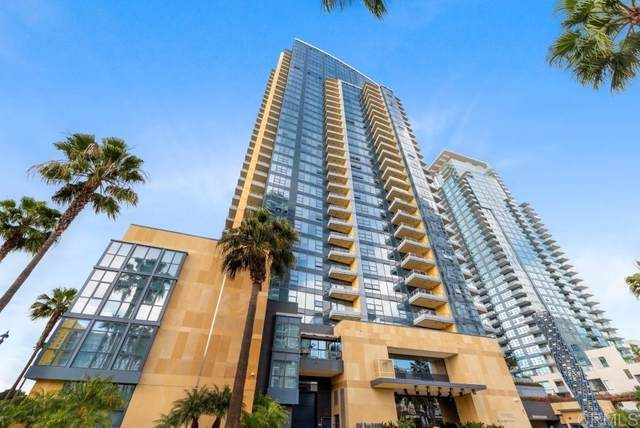 1325 Pacific Highway #308, San Diego, CA 92101 (#200022201) :: Compass