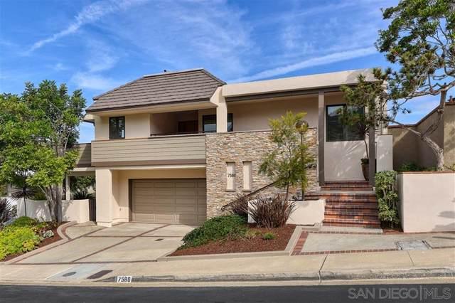 7580 Caminito Avola, La Jolla, CA 92037 (#200022378) :: Keller Williams - Triolo Realty Group