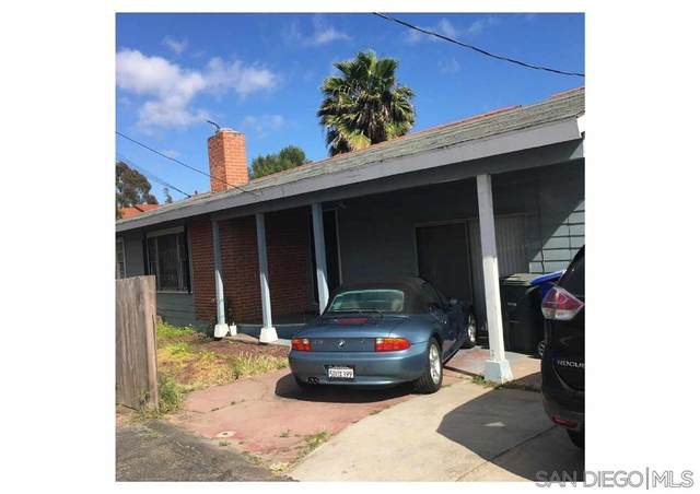 134 Palm Ave, National City, CA 91950 (#200022387) :: Keller Williams - Triolo Realty Group