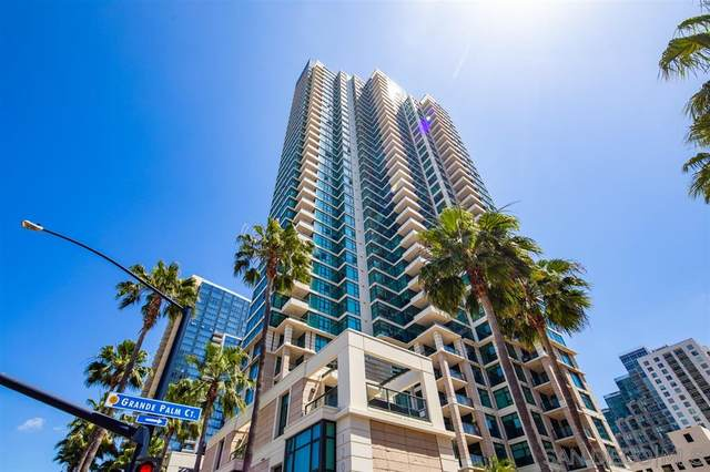 1205 Pacific Hwy #2202, San Diego, CA 92101 (#200022417) :: Keller Williams - Triolo Realty Group