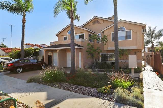 4368 Ohio St #1, San Diego, CA 92104 (#200022603) :: Keller Williams - Triolo Realty Group