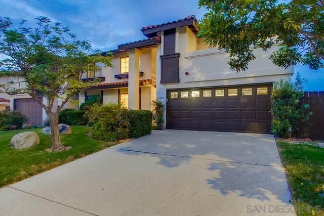 2407 Nielsen St, El Cajon, CA 92020 (#200022688) :: Dannecker & Associates