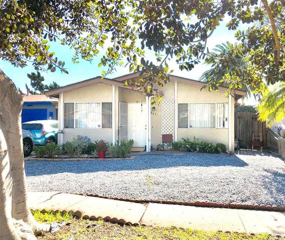 863 Via Felicidad, Vista, CA 92084 (#200022730) :: Neuman & Neuman Real Estate Inc.