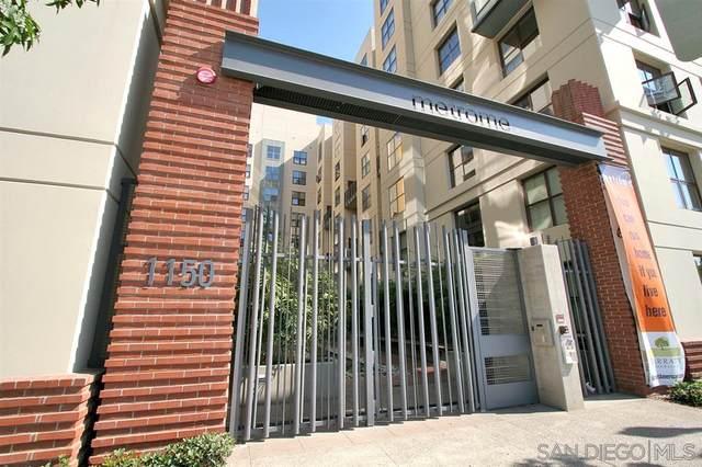 1150 J St #709, San Diego, CA 92101 (#200022852) :: Neuman & Neuman Real Estate Inc.