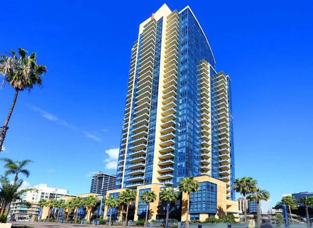 1325 Pacific Hwy #1305, San Diego, CA 92101 (#200022882) :: Yarbrough Group