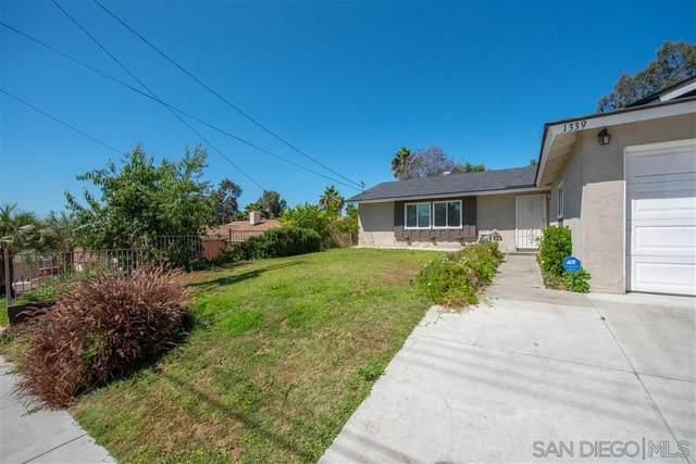 1339 Taft St, Escondido, CA 92026 (#200022975) :: Neuman & Neuman Real Estate Inc.