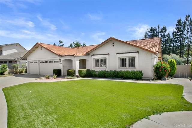 1389 Conejo Ct, El Cajon, CA 92021 (#200023068) :: Neuman & Neuman Real Estate Inc.