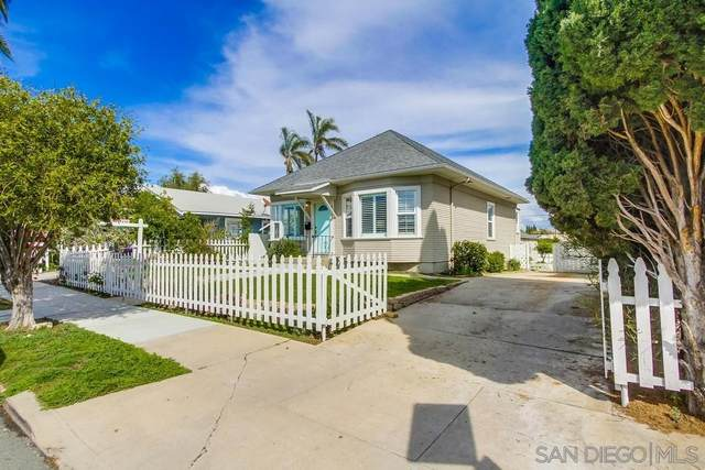 4085 32nd St, San Diego, CA 92104 (#200023125) :: Keller Williams - Triolo Realty Group