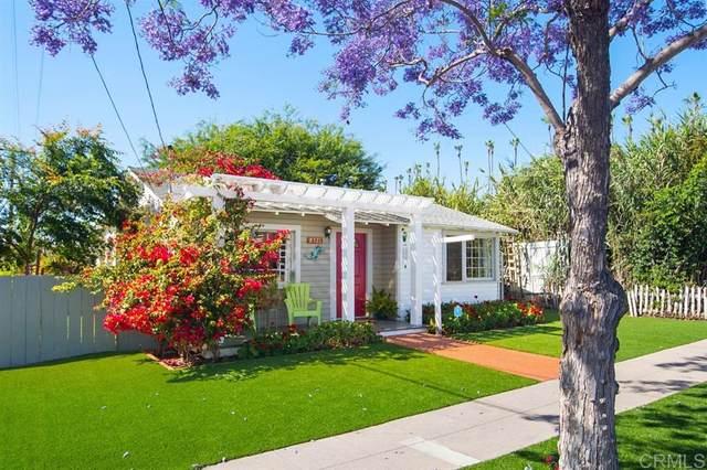 8321 Finley Ave., La Mesa, CA 91941 (#200023156) :: Keller Williams - Triolo Realty Group