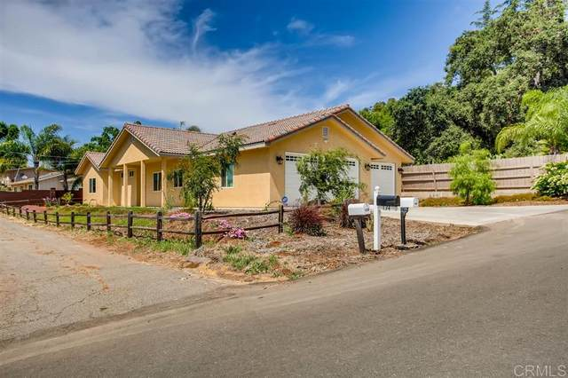 134 La Lomita, Escondido, CA 92026 (#200023157) :: Neuman & Neuman Real Estate Inc.