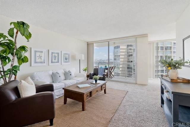 1760 Avenida Del Mundo #1002, Coronado, CA 92118 (#200023162) :: Neuman & Neuman Real Estate Inc.