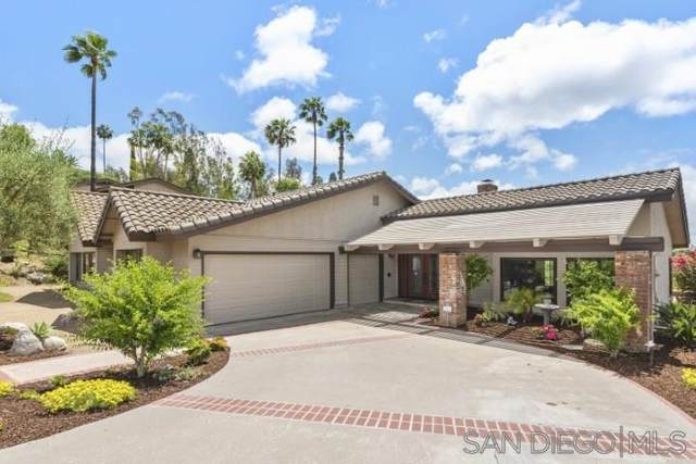 17746 Del Paso Dr, Poway, CA 92064 (#200023220) :: The Marelly Group | Compass