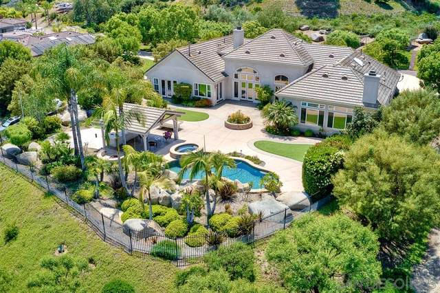 14020 Lake Poway Rd, Poway, CA 92064 (#200023250) :: The Marelly Group | Compass