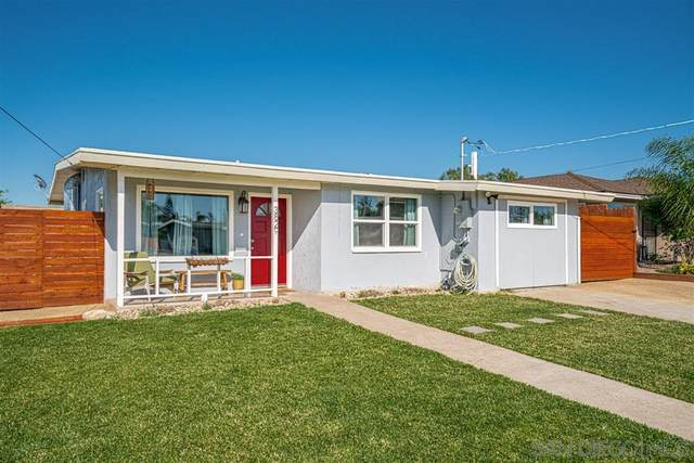 3829 Boren St, San Diego, CA 92115 (#200023252) :: Keller Williams - Triolo Realty Group
