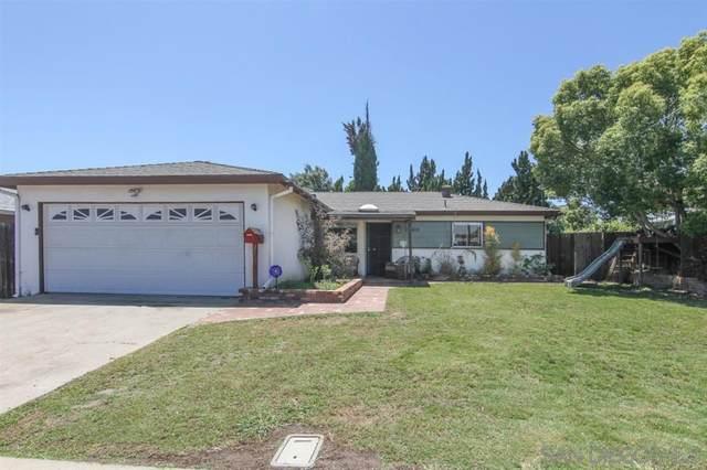 5760 Yorkshire Ave, La Mesa, CA 91942 (#200023268) :: Keller Williams - Triolo Realty Group