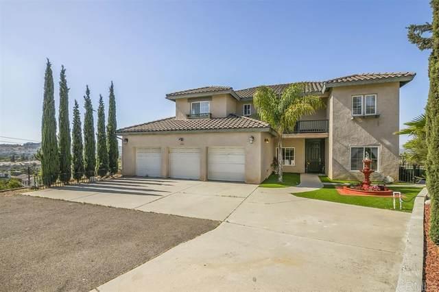 406 Avenida Abajo, El Cajon, CA 92020 (#200023395) :: Neuman & Neuman Real Estate Inc.
